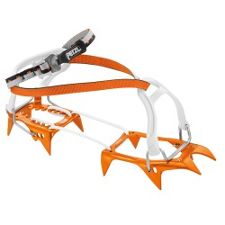 LEOPARD FL CRAMPONS 10 POINTES SUPER LIGHT PETZL