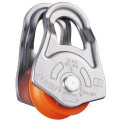 POULIE OSCILLANTE MAX 13 MM PETZL