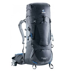 AIR CONTACT LITE noir 40+10 SAC DEUTER