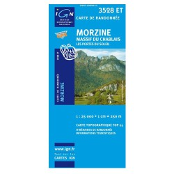 TOP 25 MORZINE 3582 et IGN