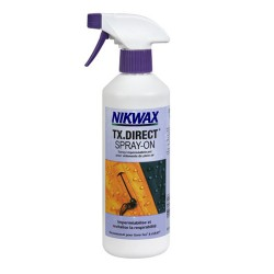 SPRAY TX DIRECT VETEMENT IMPERMEABILISANT NIKWAX