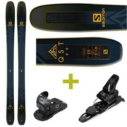 Packs QST 99 Skis Salomon + Warden 11 MNC Salomon