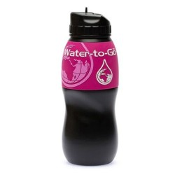 GOURDE OURDOOR rose 750 ML WATER TO GO