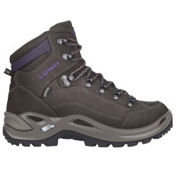 RENEGADE Lady slate berry GTX MID Chaussures LOWA